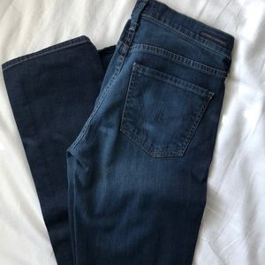 Citizens of Humanity dark wash jeans size 26.